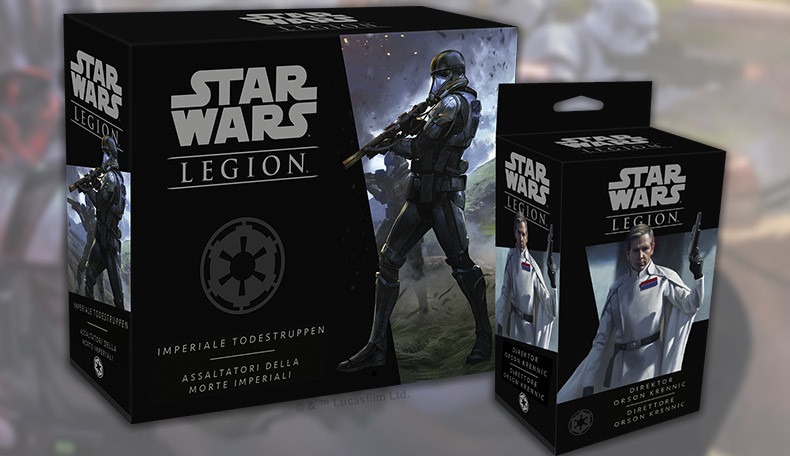Star Wars Legion, Quelle: Fantasy Flight Games