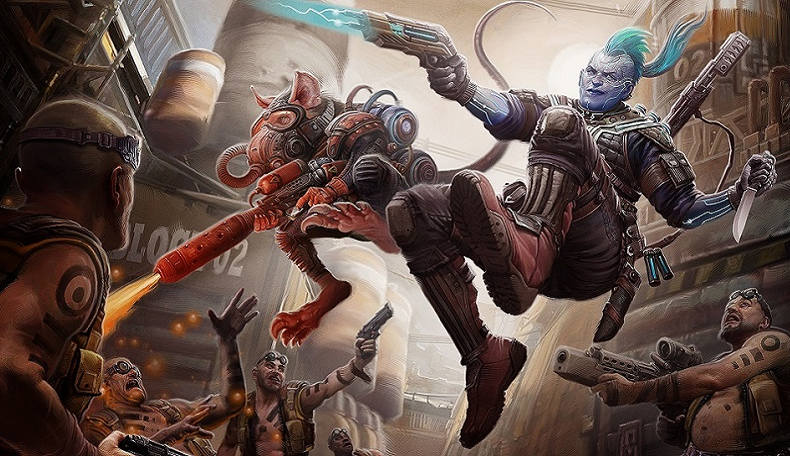Starfinder Operations Manual Playtest